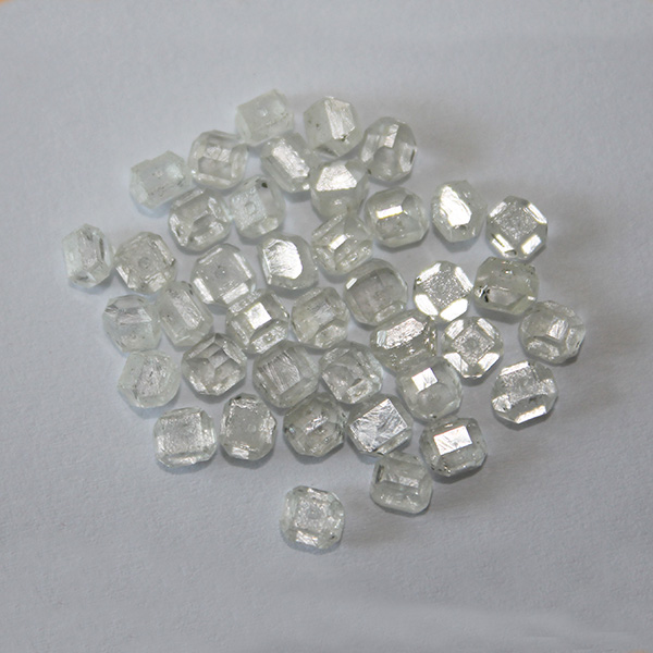 Rough uncut HPHT synthetic diamond-1