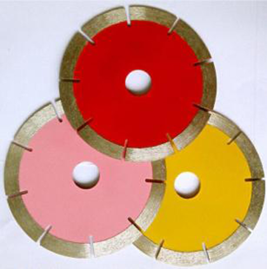 Diamond Circular Saw Blade For Cutting Ceramic-2