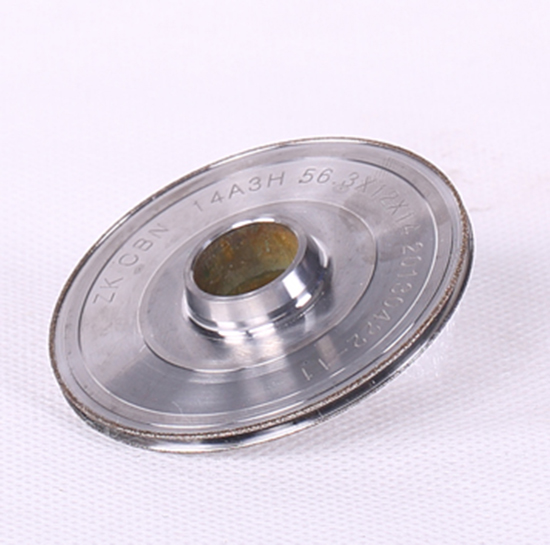 Electroplated Diamond CBN Slot Grinding Wheel-1