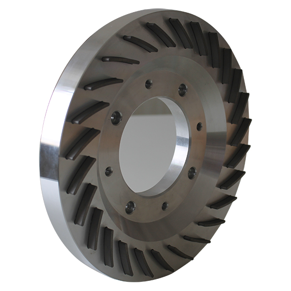 Diamond back  grinding wheels for LED substrate