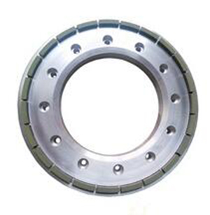 China Silicon Wafer Back Grinding Wheel For Sale-2